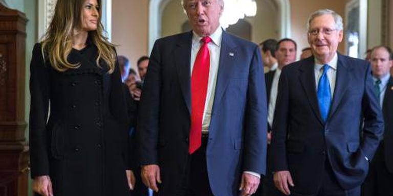 Trump: geen onrust in team