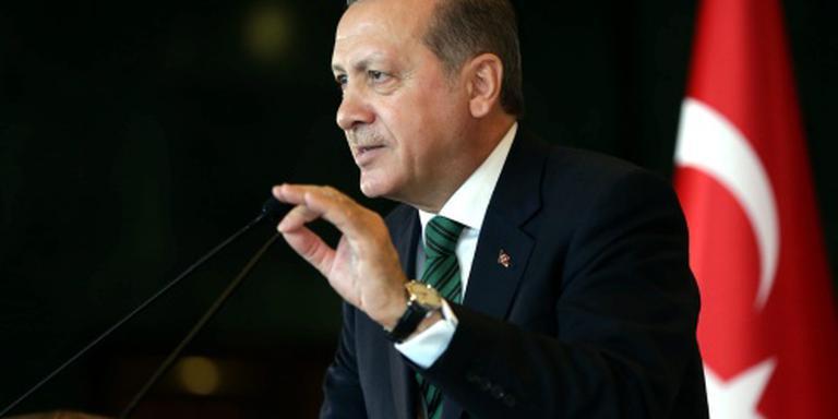 Erdogan: geen bestand voor Syrische Koerden