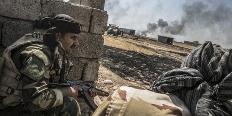 Irak herovert stadje bij Mosul op IS