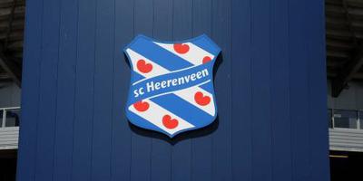 Nieuwe rvc voor voetbalclub Heerenveen