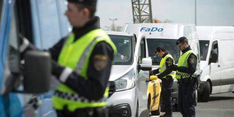 Controles binnengrenzen EU mogen verlengd