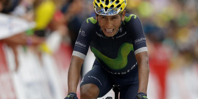 Wielrenner Quintana ziet af van Spelen