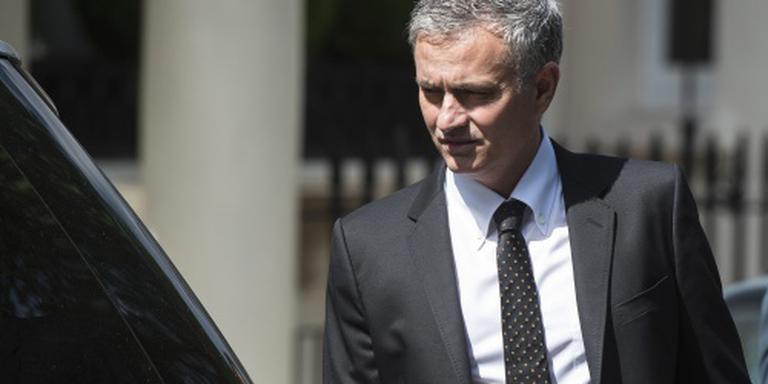 Mourinho tekent bij Manchester United