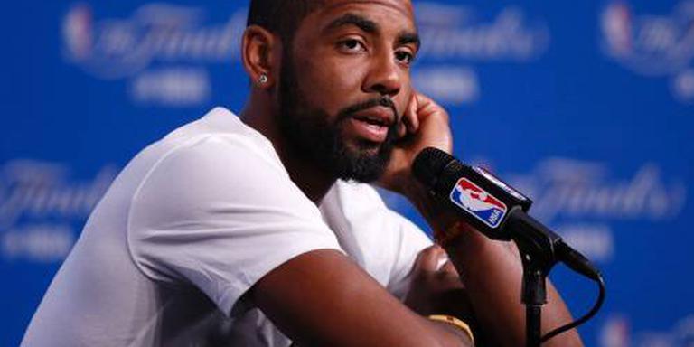 Irving op dreef voor Cavaliers