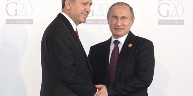 Geen topoverleg Turkije-Rusland