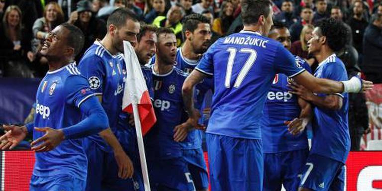 Juventus overwintert in Champions League