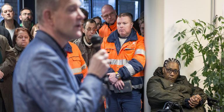 Nieuw bedrijf combineert inkomen en re-integratie. Foto Geert Job Sevink