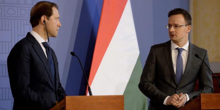 Hongarije: schuld 'Brussel' bij asielzoekers