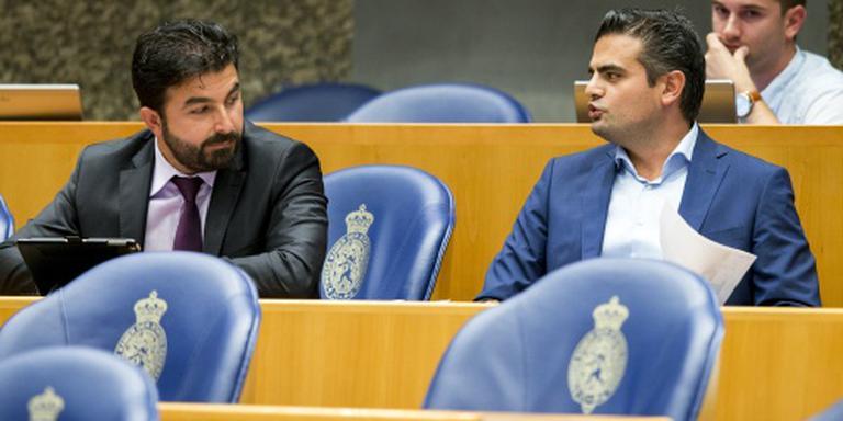 Felle verwijten tijdens Turkije-debat