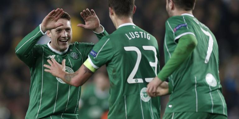 Celtic haalt uit: 8-1