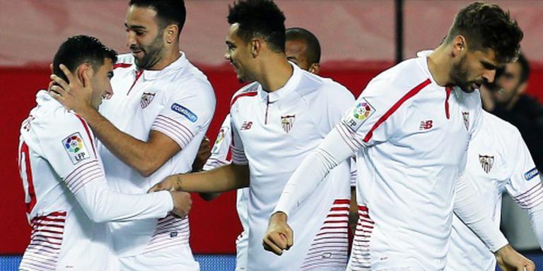 Sevilla verslaat Real Betis opnieuw