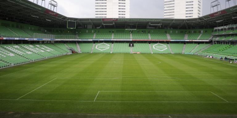 FC Groningen houdt Van der Vlag vast
