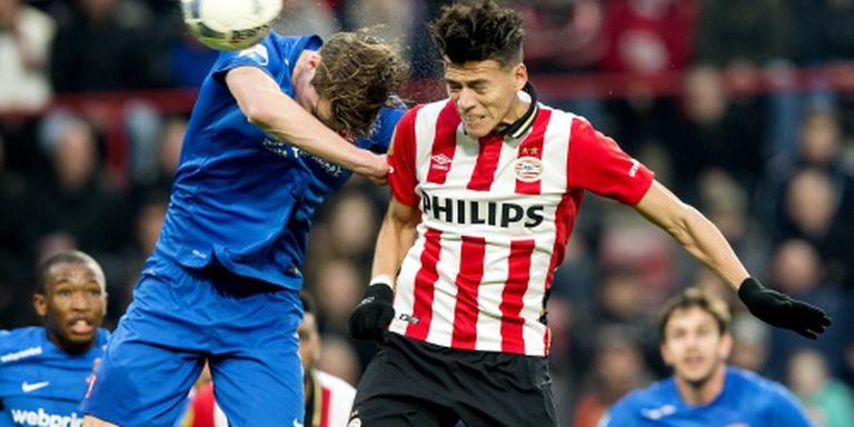 PSV niet in de problemen tegen FC Twente