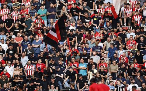 KNVB zwaar teleurgesteld over besluit kabinet stadionbezoek