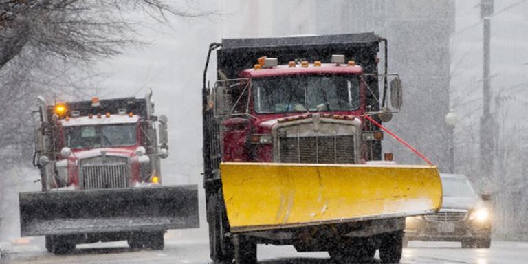 Doden door sneeuwstorm in VS