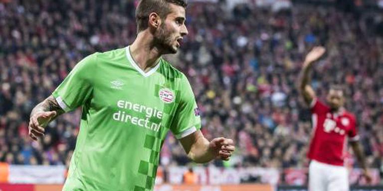 Pereiro vervangt Narsingh bij PSV