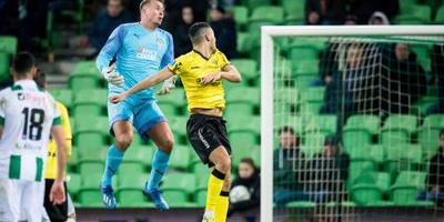 VVV-Venlo trekt stijgende lijn door met zege bij FC Groningen