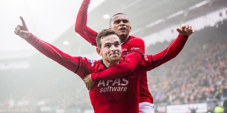 Feyenoord kan titel vergeten na nederlaag