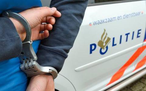 Opgepakte topcrimineel hield zich schuil in Groningen