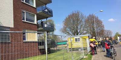 Onderzoek bij geexplodeerde woning in Veendam