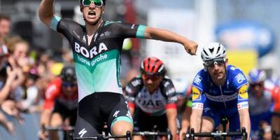 Ackermann wint sprint in Clasica de Almeria