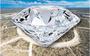 In Beeld: Eén van de grootste diamanten ooit; kostbaar koolstof