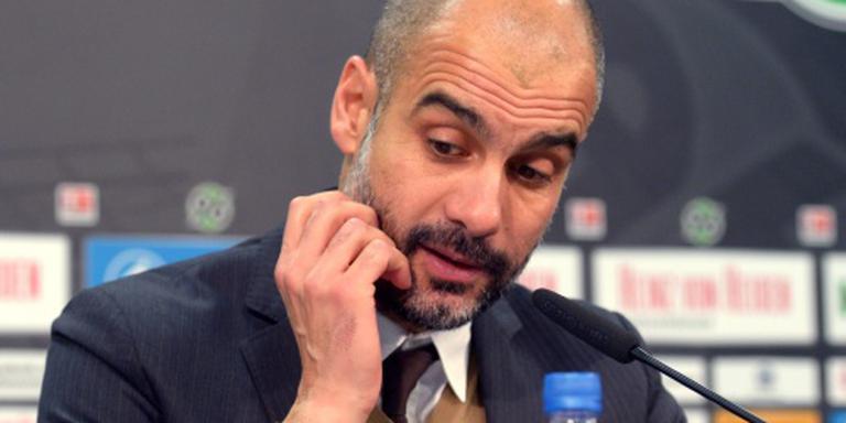 Guardiola vraagt om geduld