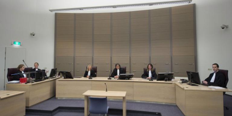 Aangifte na doodwensen aanklager zaak-Van Rey