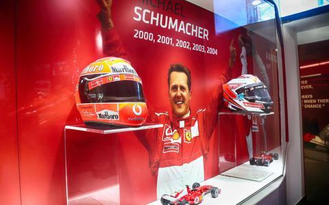Netflix komt met documentaire over Michael Schumacher.