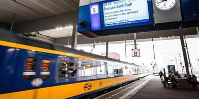 Rit Intercity direct voorlopig niet duurder