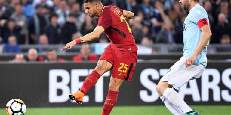 Lazio en AS Roma komen niet tot scoren