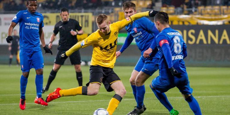 FC Twente wint voor derde keer op rij