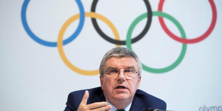 Bach: sportbonden en dopingstrijd scheiden