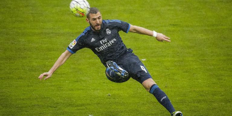 Real Madrid ontsnapt bij Rayo Vallecano