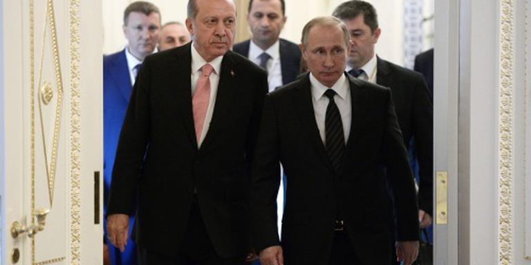 Rusland heft ban op charters naar Turkije op