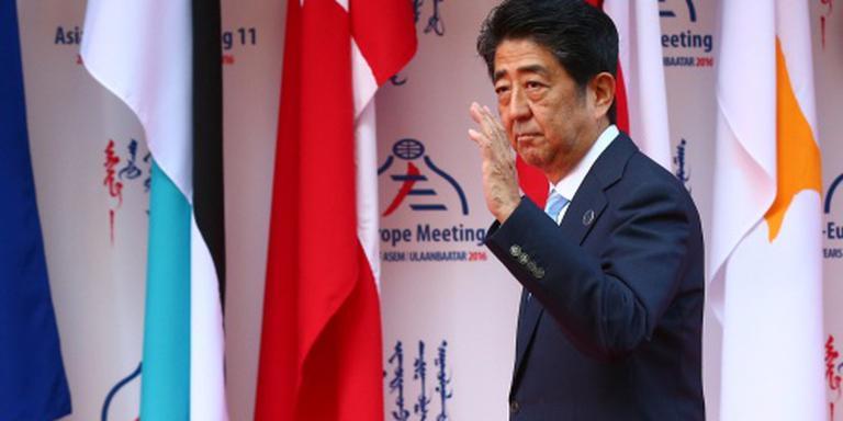 Japanse premier gaat kabinet herschikken