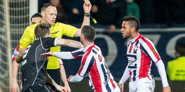 Ook met Ogbeche kan Willem II niet winnen