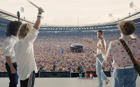 Queen-film Bohemian Rhapsody: Leve de Koningin