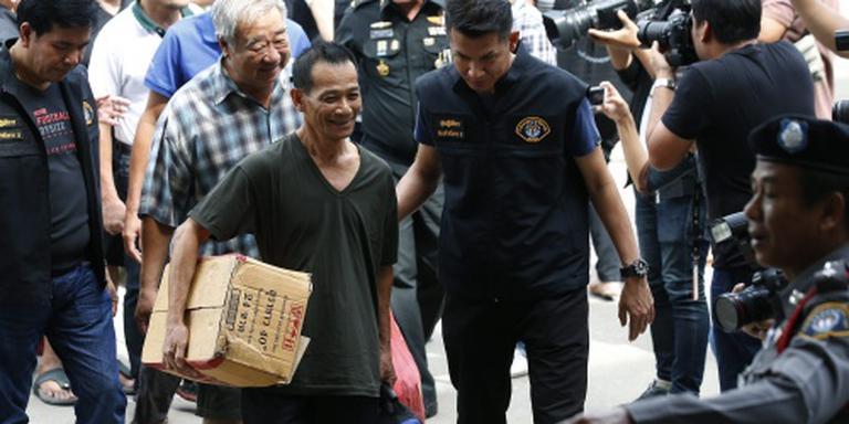 Thailand verdenkt zuiderling van aanslagen