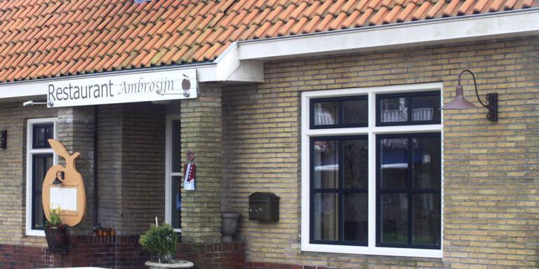 Gelukstranen op Schiermonnikoog