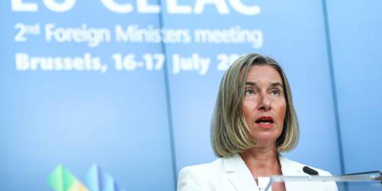 EU wapent zich tegen sancties VS tegen Iran