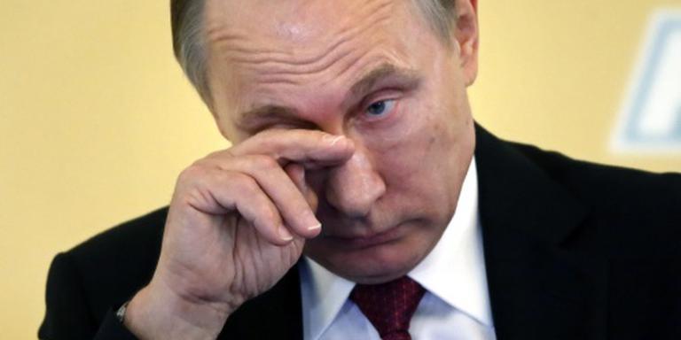 'Rusland zet zichzelf buitenspel'