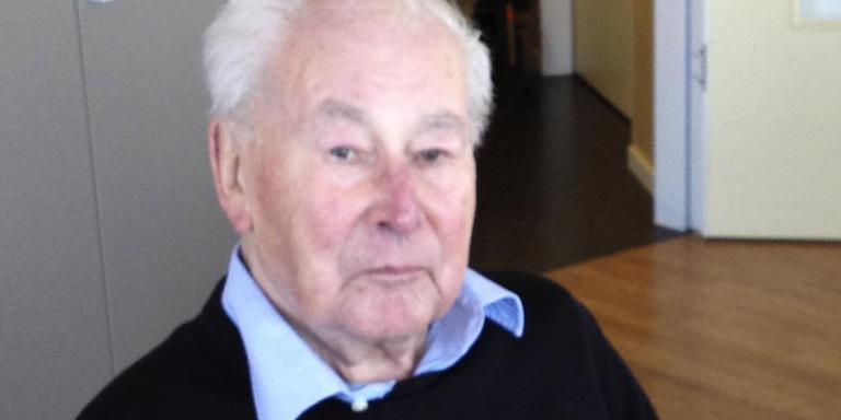 Evert Jan Anneveldt, voormalig president van de rechtbank in Assen