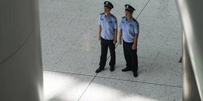 Politie China rolt condoombende op
