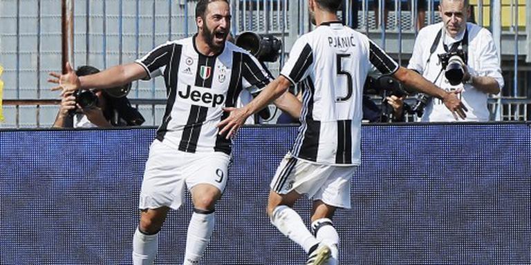 Juventus na rust op schot bij Empoli