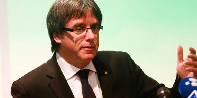 Puigdemont begint campagne in Brugge