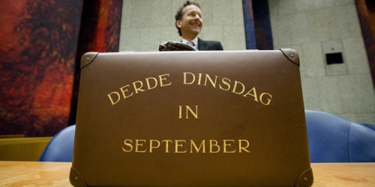 'Miljoenennota: Nederland sterker uit crisis'