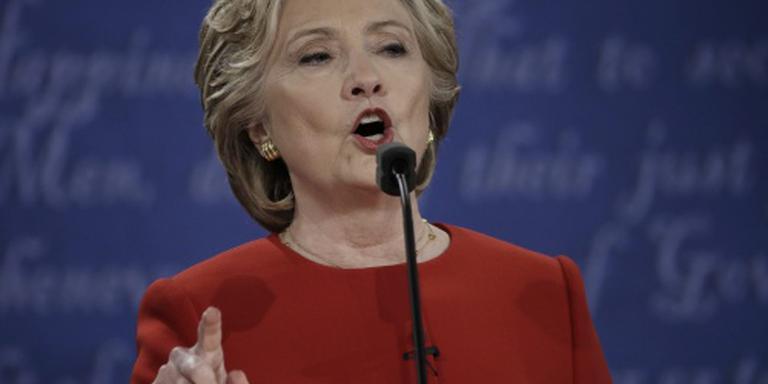 Nederland achter Clinton, behalve PVV-ers