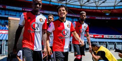 Haps voor het eerst bij selectie Feyenoord