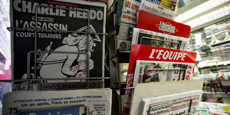 Cartoon Charlie Hebdo leidt tot ophef